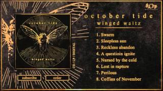 OCTOBER TIDE - Winged Waltz (Official Album Stream)