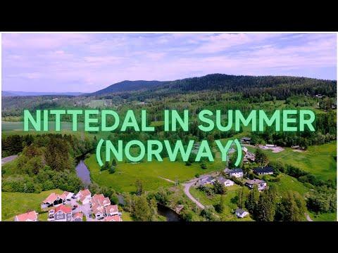 Nittedal (NORWAY) in Sommer 2021