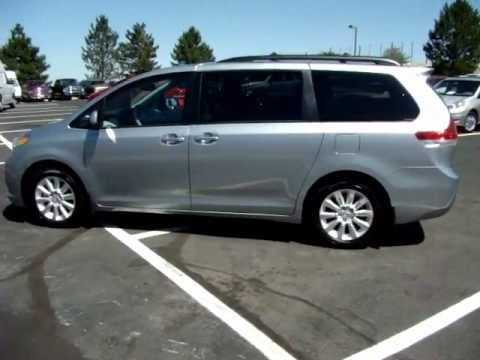 2012 toyota sienna xle awd from youtube. Black Bedroom Furniture Sets. Home Design Ideas