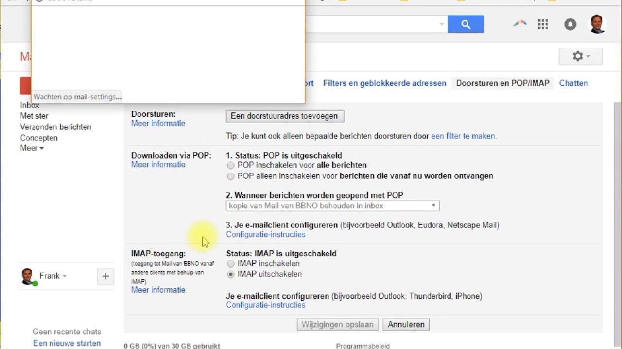 Gmail Mails Automatisch Verschieben