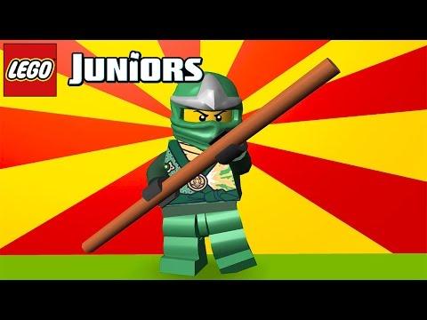 Лего зеленый ниндзя последняя битва игры