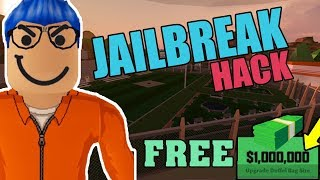 HACK FOR ROBLOX JAILBREAK | 2018 | TH3FL0W3R5 (PATCHED)