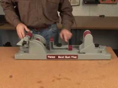 Tipton Best Gun Vise For Shotgun Rifle Pistol Ar Rifle