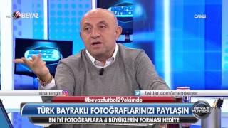 (..) Beyaz Futbol 29 Ekim 2016 Kısım 5/5 - Beyaz TV