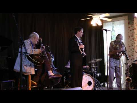 """""""SWEETHEARTS ON PARADE"""": MARTY GROSZ and THE CELLAR BOYS at CHAUTAUQUA 2012"""