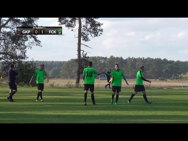 9. Kolejka: GKP Pszczew - FC Kursko 1:1 (0:0)
