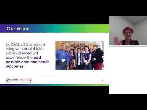 Kidney Foundation of Canada - Regional Patient Networks Webinar (March 15, 2018)