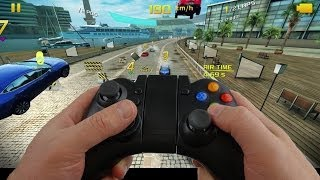 Best Android Mini PC Game Controller so Far G910. Plus How to Update Firmware