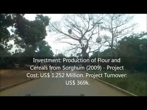 Sierra Leone: Infrastructure and Investment Projects between 2007 and 2013