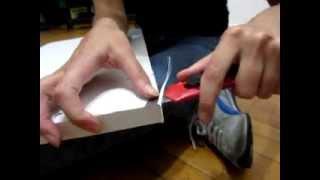 Repeat youtube video Pegar cinta de melamina para estante.
