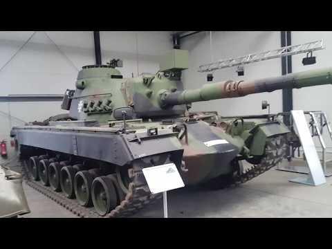 Unofficial High Speed Tour of the Deutsches Panzermuseum