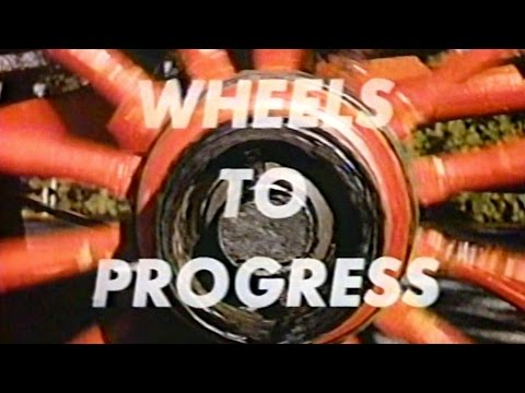 Wheels to Progress Documentary (1950s?) Wheeling West Virgin