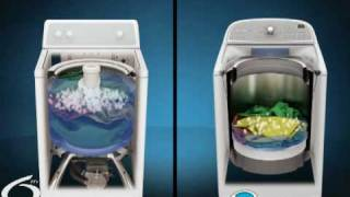 whirlpool cabrio 5000 series h2low washer