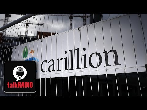 George Galloway Rants About The Demise Of Carillion
