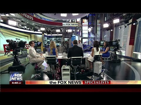 06-12-17 Kat Timpf on The Fox News Specialists - Complete, Uncut Show