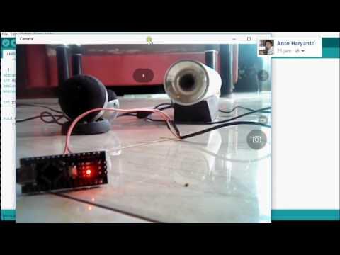 Sirine Polisi Dengan Arduino