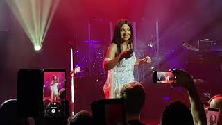 Toni braxton, as long i live tour. in concert, at the eventim apollo, london. performing many of her greatest hits including; un-break my heart, long...