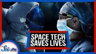 How Tech Designed for Space is Saving Lives on Earth