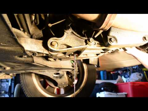 Ford Focus Manual Transmission Fluid Change