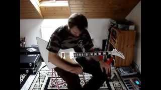 Gibson Lzzy Hale Explorer vs. Olli Lohmann von Session Music ;-)