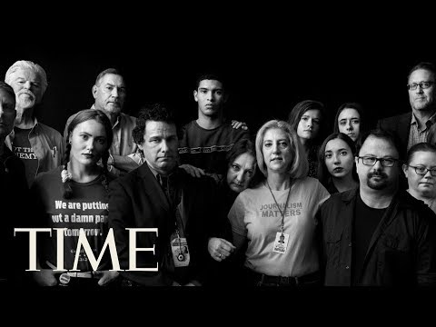 TIME Person Of The Year: The Staff Of The Capital | POY 2018 | TIME