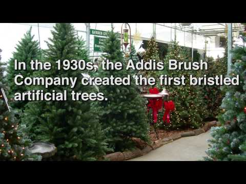 Artificial Christmas Tree Facts