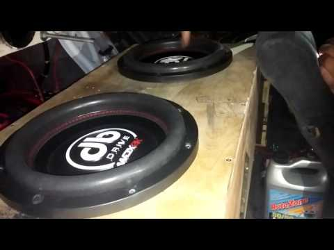 Blowing subs on 7000 watt sundown amp