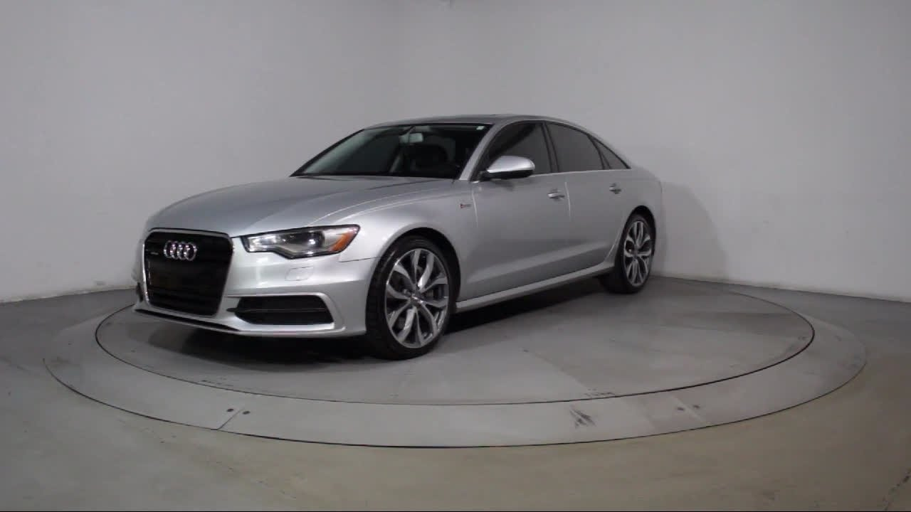 2013 audi a6 sedan prestige for sale in miami fort. Black Bedroom Furniture Sets. Home Design Ideas