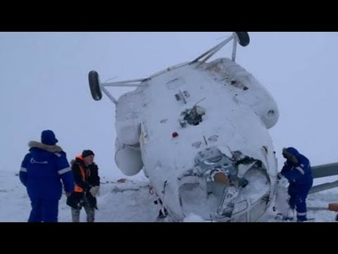 Следствие рассматривает три версии крушения вертолёта на Ямале