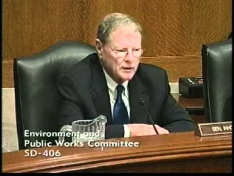 Senate Democrats: Never Mind Global Warming, Its Extreme Weather