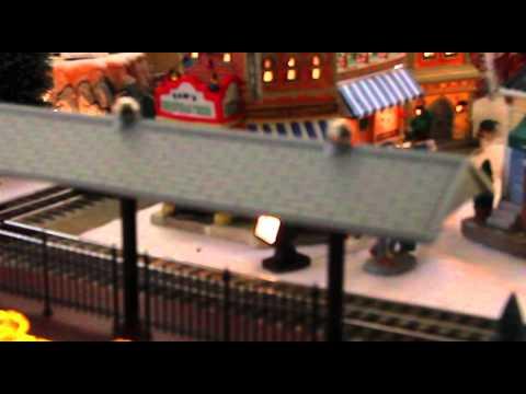 O Scale Train Christmas Fun