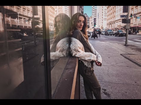 Behind the Scenes : Photoshoot in Downtown Los Angeles