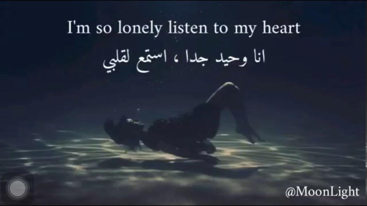 ARASH - I'm lonely broken Angel • مترجمة - YouTube