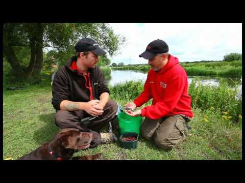 Part 2: Mark Parker Visits The Famous Hampshire Royalty Fishery For A Barbelling Session