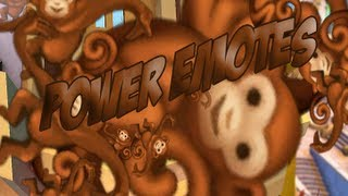 Marvel Super Hero Squad Online Power Emotes- HD