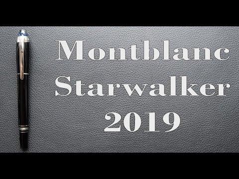 Montblanc Starwalker 2019 Review