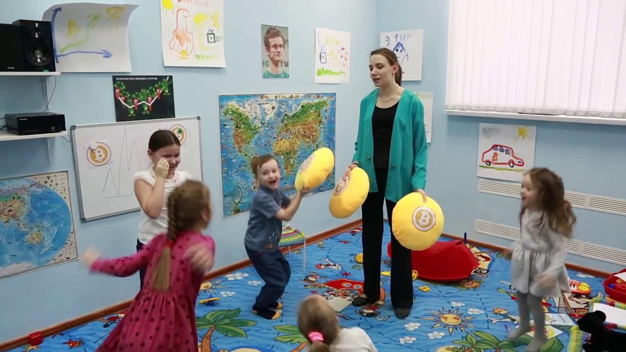 В России появился детский криптосад. Это просто сюр какой-то)