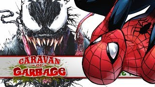 Venom & Spider-Man Punch People - Caravan Of Garbage