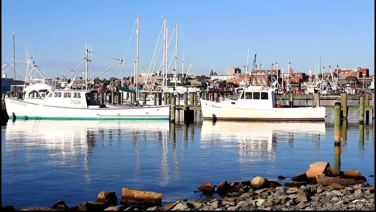 Popes Island New Bedford Ma