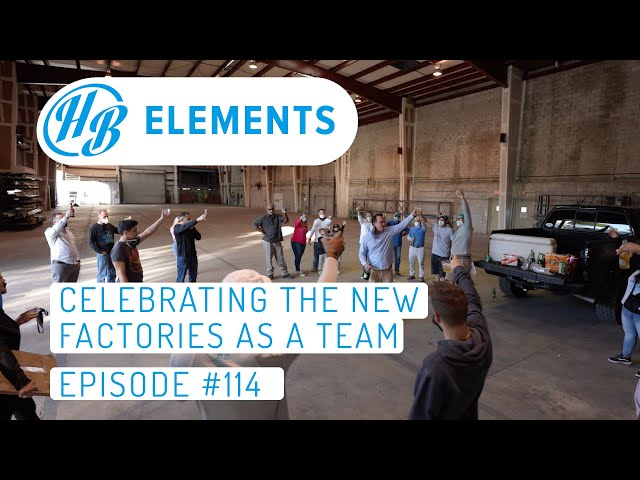 Celebrating the New Factories as a Team | Hardie Boys Episode #114