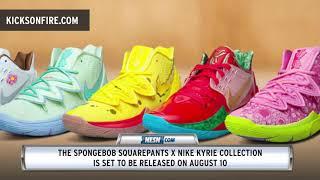 Kyrie Irving Reveals Sneaker
