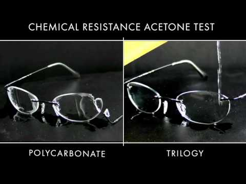 Chemical resistance of Trilogy