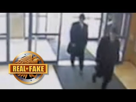 LIVE MEN IN BLACK - real or fake + 2 more
