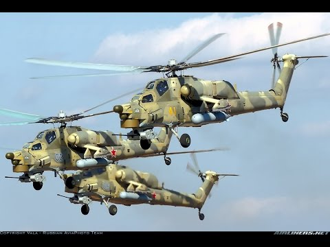 """How Did Russian Military Helicopters, Mi-28 """"Night Hunter"""" & Ka-52 """"Alligator"""", Perform in Syria?"""