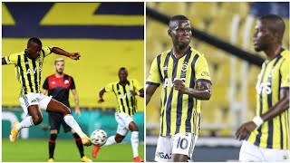 SAMATTA FIRST GOAL FENERBAHCE vs FATIH KARAGUMRUK Turkey Super Lig