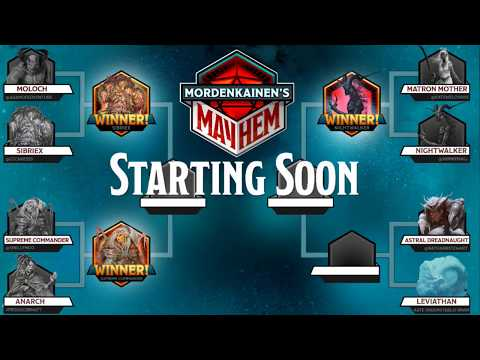 Mordenkainen's Mayhem: Sibriex vs. Githyanki Supreme Commander