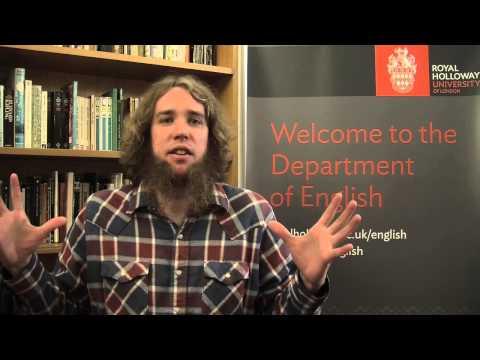 Creative Writing degrees at Royal Holloway