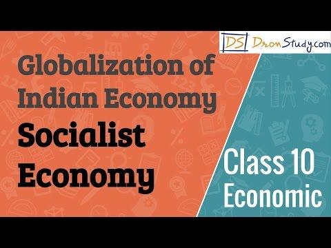 Economic System of Communism