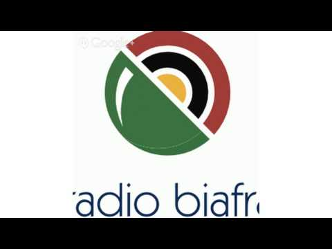 Radio Biafra Live Broadcast from London 24 October 2013