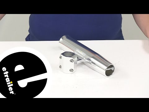 Etrailer | Review Of CE Smith Boat Accessories - Fishing Rod Holder - CE53710